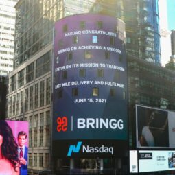 Bringg Becomes the Newest Unicorn in Logistics