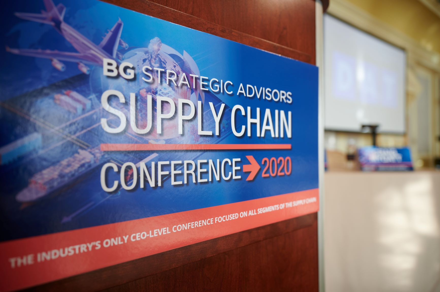 BGSA Supply Chain Conference, Benjamin Gordon, Palm Beach