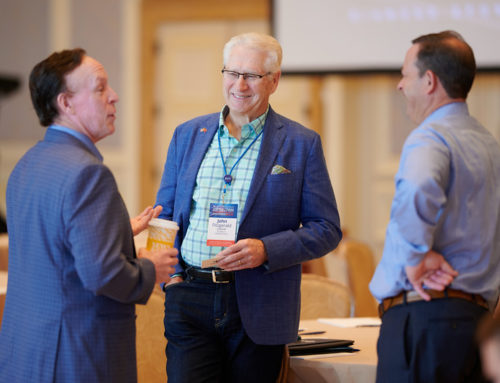 Supply Chain experts comment on Amazon at the BGSA Conference