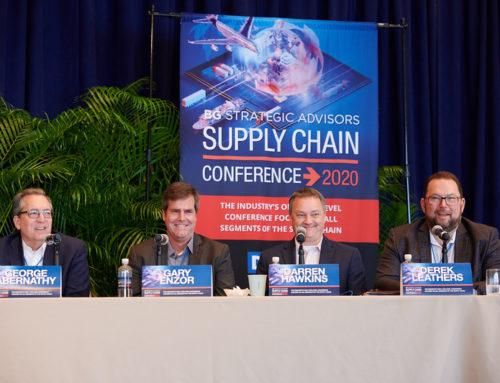 Ben Gordon, BGSA Conference CEOs Optimistic about 2020