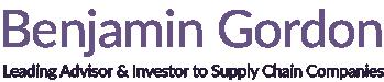 Benjamin Gordon Logo