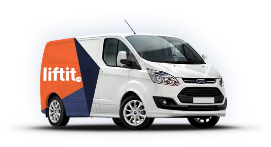 Liftit van for last mile in Latin America, with Cambridge Capital